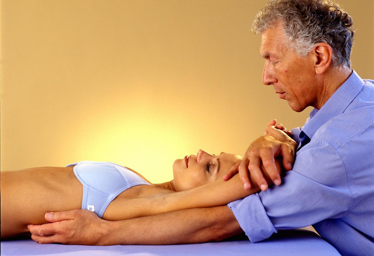 rolfing listening touch